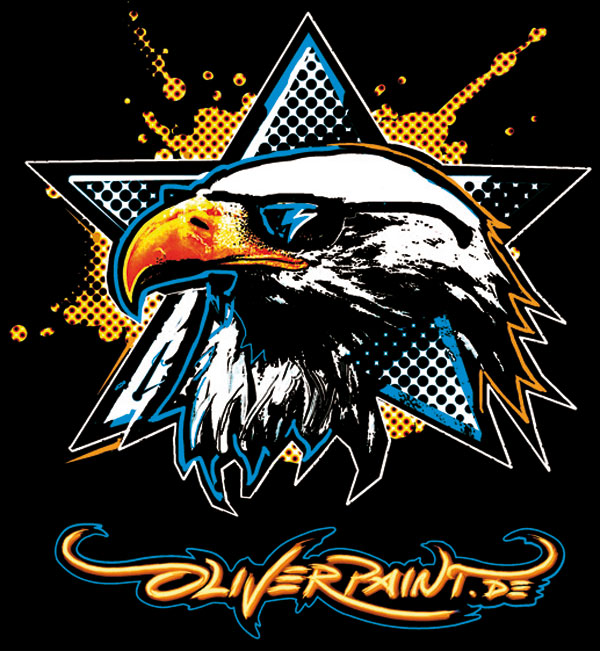 DISEGNIO alias Oliver Paint - Ass-Kickin´ Airbrush, Pinstriping & Illustration